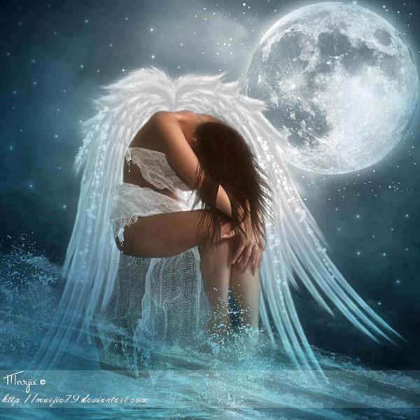 Ange Qui Pleure mes passions - page 3